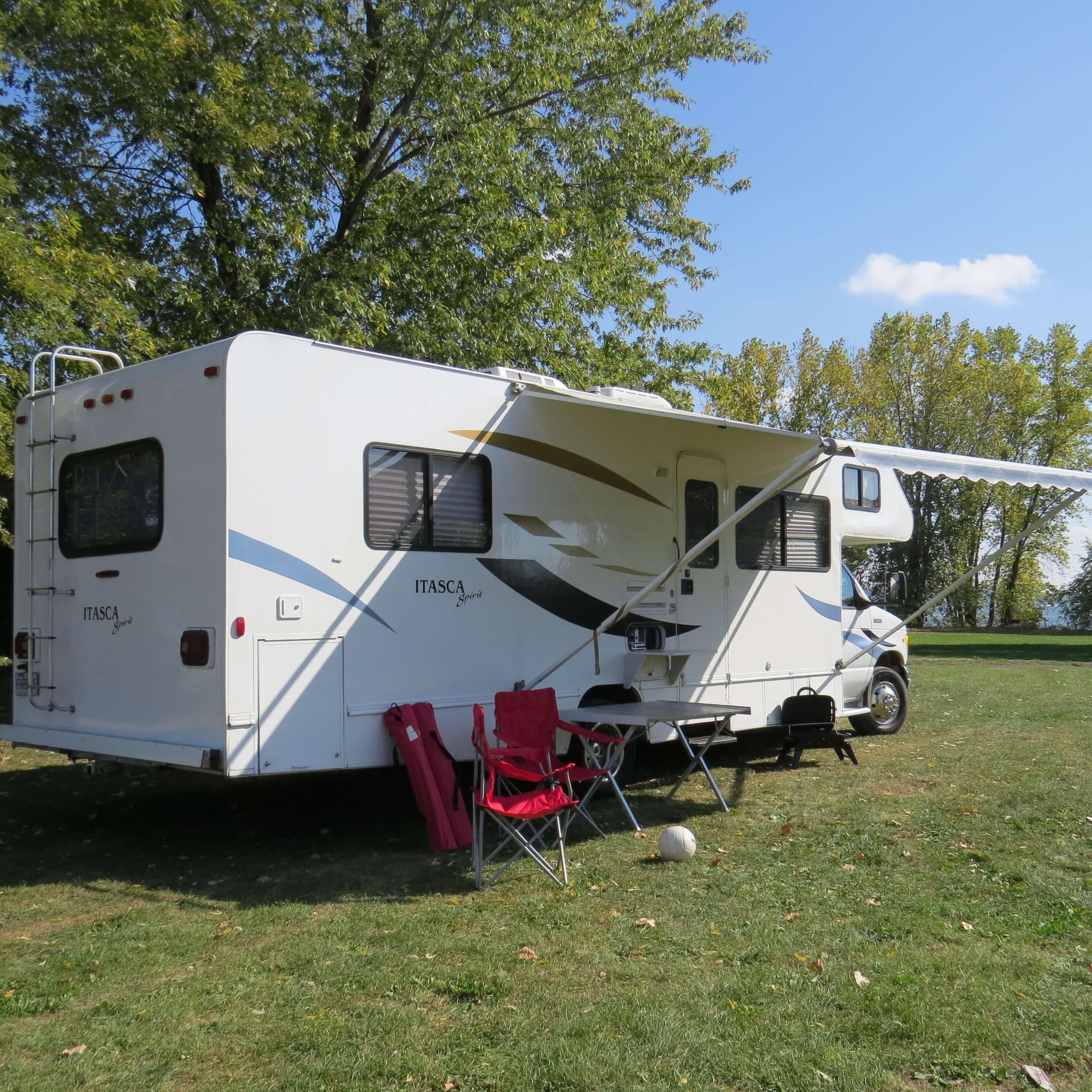 Camping Car Itaska De Luxe Location Camping Car Qu Bec